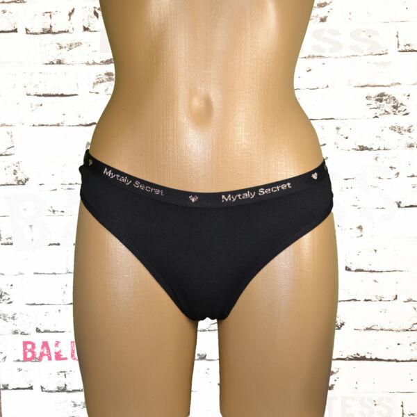 NEU,4 Damen Mädchen Slips,#Tanga,elastische Unterhosen Baumwolle,Höschen,String