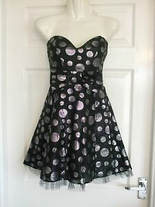 Size 12 womens prom party dress cocktail summer ladies winter occasion