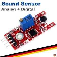 Analog Sound Sensor Geräuschsensor Sensor Mikrofon Modul Arduino Raspberry Pi