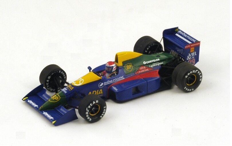 Lola LC89  29 Eric Bernard  GP GP GP France  1989 (Spark 1 43   S2976) 7ee58d