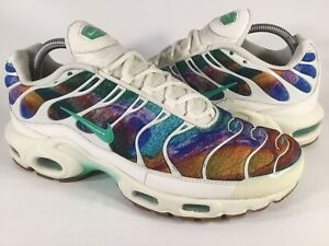 Nike Air Max Plus Tn Galaxy Print Rainbow Multicolor White