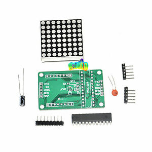 MAX7219-Dot-matrix-module-MCU-control-Display-module-DIY-kit-for-Arduino