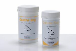 Integratori cani gastro dog protezione stomaco e for Urys gatto