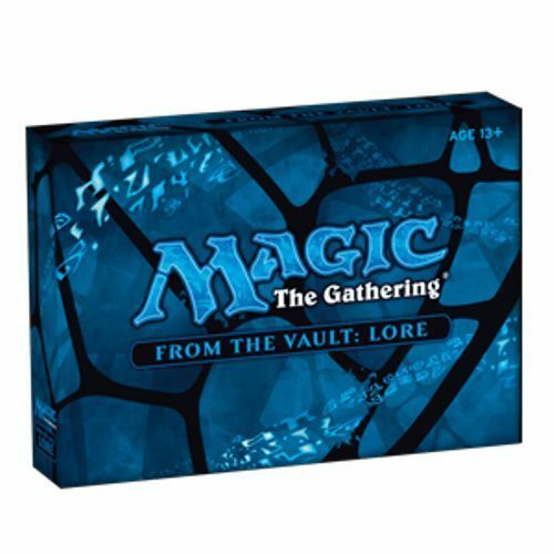 FROM THE VAULT  LORE LORE LORE Magic the Gathering ENGLISH INGLESE MTG a522a7