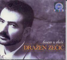 DRAZEN ZECIC CD Boem u dusi Hit Hrvatska Album 2008 Nebeski svati Silvija Split