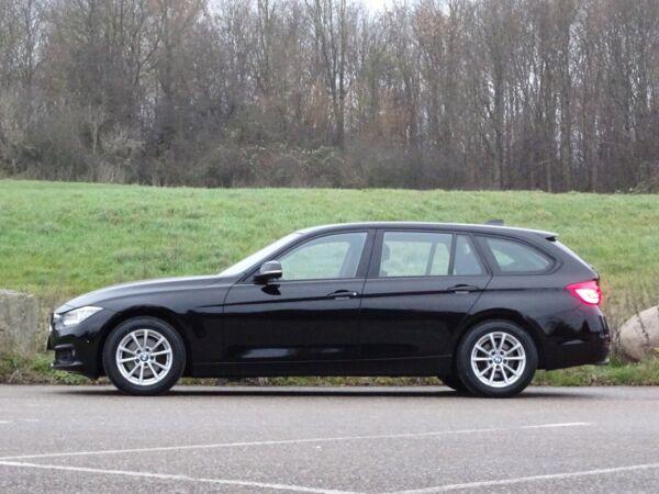 BMW 320d 2,0 Touring - billede 2