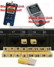 RJ11 Remote Identifier Mapper IDs Set 1-20 For Black Box Soho TS590A & Soho Plus