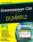 Dreamweaver CS4 All-in-One for Dummies by Sue Jenkins, Richard Wagner (Paperback, 2008)