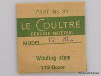 Jaeger Lecoultre Stem Cal. 812 Part 32 401