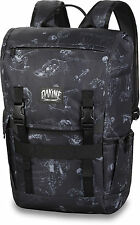 Dakine LEDGE 25L Mens Skate/School Laptop Backpack Bag Graveside Black
