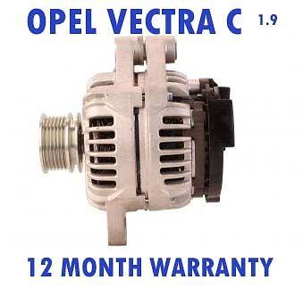 OPEL VECTRA C GTS 1.9 CDTI HATCHBACK ESTATE 2004 2005-2015 RMFD ALTERNATOR