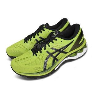 Asics-Gel-Kayano-27-4E-Extra-Wide-Lime-Zest-Black-Men-Running-Shoes-1011A833-300