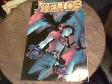 Tellos Vol. 1 No. 3 July 1999 image comics   eight