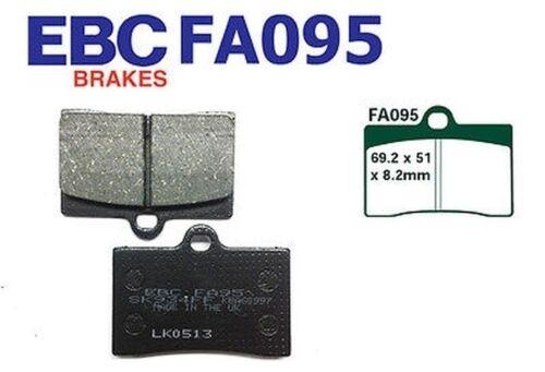 EBC Bremsbeläge Bremsklötze Brakepads FA095 VORN DUCATI 907 IE 90-91