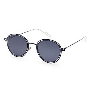 Dior-Homme-DIOR0210S-0GIO-KU-Men-039-s-49-Blue-Avio-Lens-Sunglasses