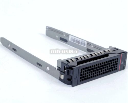 """Hard drive Tray Caddy RD530 RD430 3.5/"""" 03X3969 31050780 RD330 RD630 For Lenovo"""