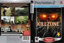 Killzone [Platinum]  - Jeu PS2 (Playstation 2)