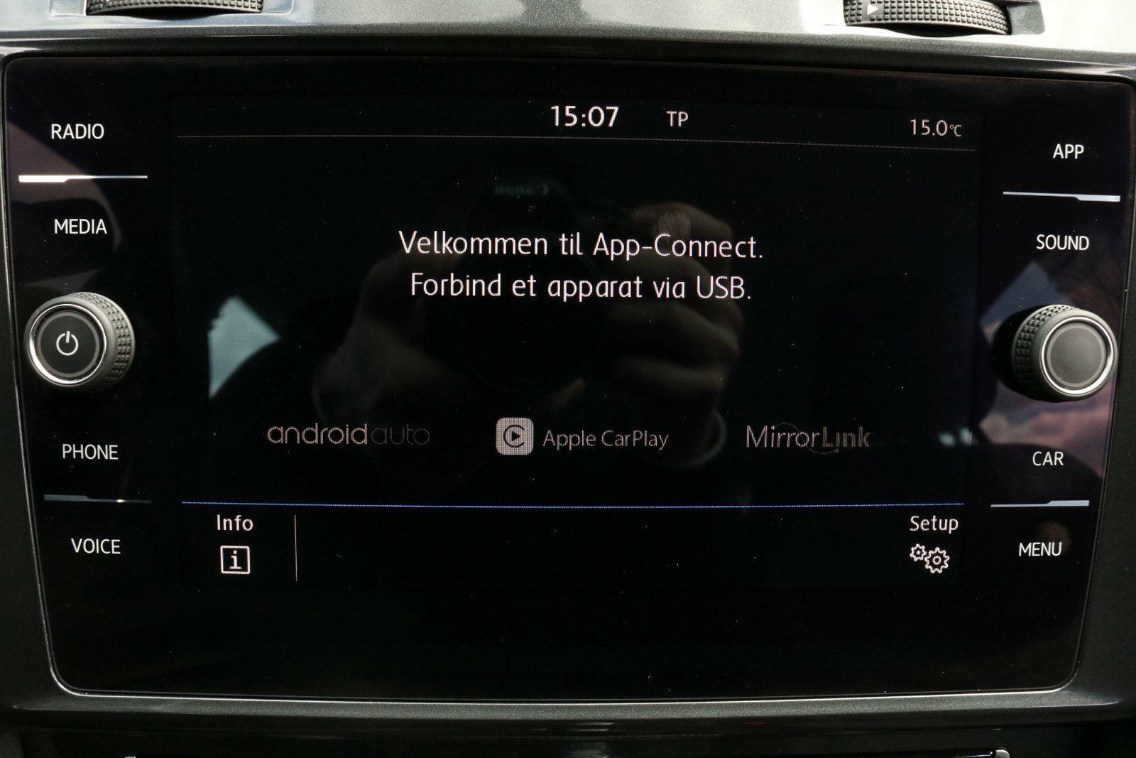 VW Golf VII TSi 130 Comfortl. Variant DSG