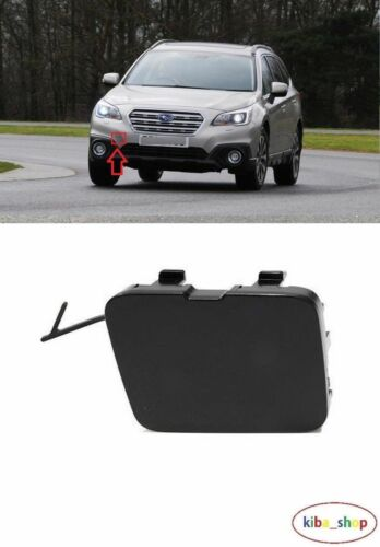 SUBARU OUTBACK 2009-2015 FRONT TOW TOWING EYE HOOK COVER CAP MOULDING
