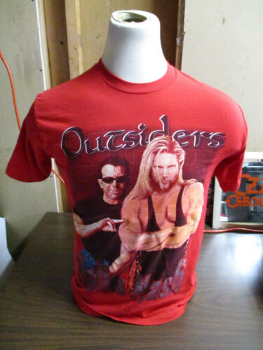 Vintage 1998 WCW Outsiders Scott Hall & Kevin Nash