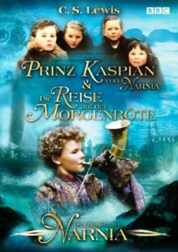 1 von 1 - DVD / Die Chroniken von Narnia - Prinz Kaspian von Narnia & Die Reise auf der...