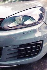 Fog Light Grille For VW Golf GTI/GTD MK6 VI 2009-2013