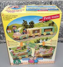 1991#Feber Mellizos Train Hermanitos De Chabel Trenecito Transformable Nib
