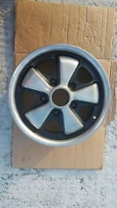 Original-Restored-Porsche-Fuchs-Alloy-Wheel-14-034-X-5-5-034