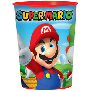 Super-Mario-Party-Favour-Cup-473ml-Super-Mario-Party-Supplies
