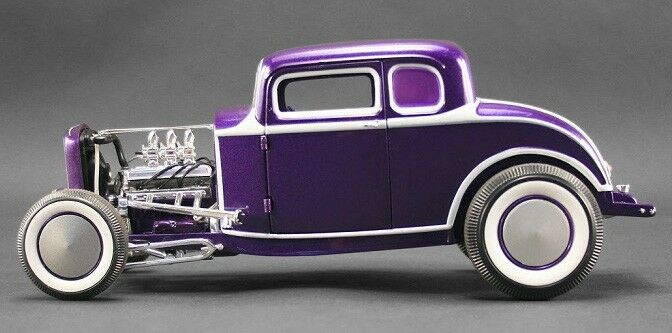 ACME 1932 Ford Grand National Deuce Series  4 Limited pcs 1 18 New Item