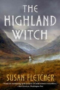 Highland-Witch-Paperback-by-Fletcher-Susan-Like-New-Used-Free-P-amp-P-in-the-UK