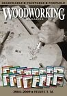 Woodworking Magazine - The Complete Collection: Issues 1-16 by Megan Fitzpatrick (CD-ROM, 2014)