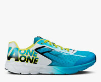 Hoka One One Tracer Men's Running Shoes (size 9, 10.5, 11, 11.5) Cyan / Black