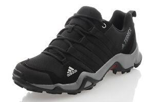 Details zu Adidas Terrex AX2R Damen Kinder Jungen Schuhe Wandern Turnschuhe Schwarz BB1935