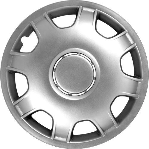 """4 tapacubos de x velocidad VAN 15 /""""de MERCEDES Peugeot camión transportador 3.5 t arcada VW"""