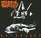 Necrology [Digipak] by General Surgery (CD, Jun-2011, Relapse Records (USA))