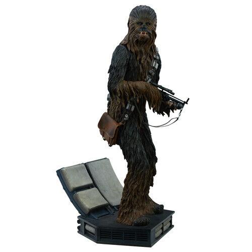 Star Wars - Chewbacca Prime Format Figurine 1 4 Statue Sideshow