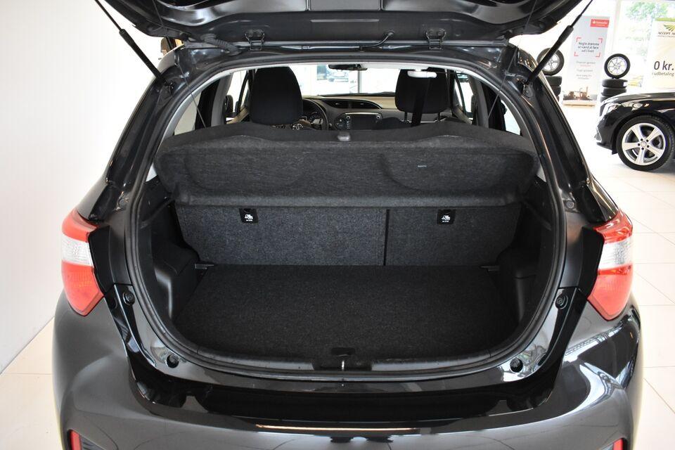 Toyota Yaris 1,5 VVT-i T2 Premium MDS Benzin aut.