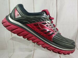 a981453a4abc6 Image is loading Brooks-Glycerin-14-Womens-Running-Shoe-Sneaker-Anthracite-