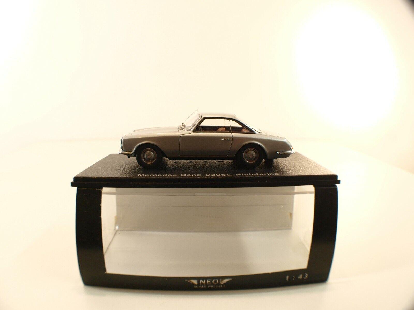 Neo Scale Models - Mercedes-Benz 230SL Pininfarina -  1/43 - En Boîte