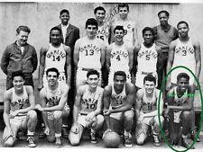 1940's San Francisco High School Yearbook~Celtics 10-time Champion K.C. Jones~++