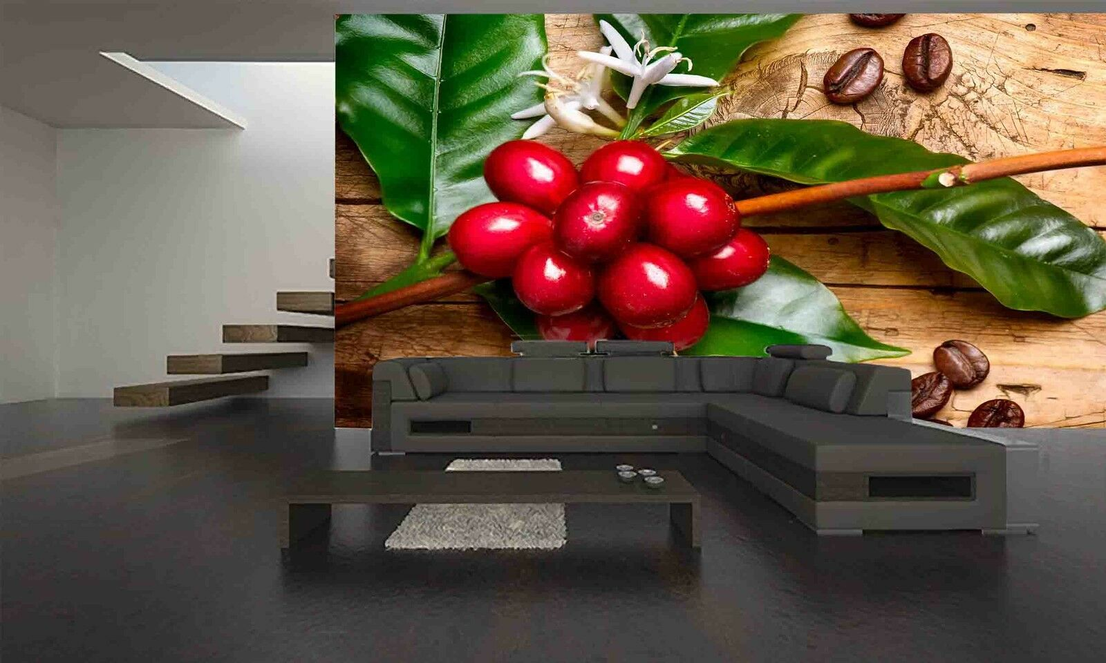ROT Coffee Beans GIANT WALL DECOR PAPER POSTER FOR BEDROOM