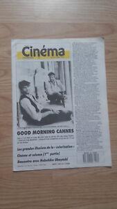 Revista Semanal Cinema Semana de La 6A 21 Mai 1987 N º 398 Buen Estado