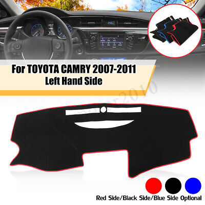 Fit For Toyota Camry 2007-2011 DashMat Dash Cover Dashboard Mat Car Interior Pad
