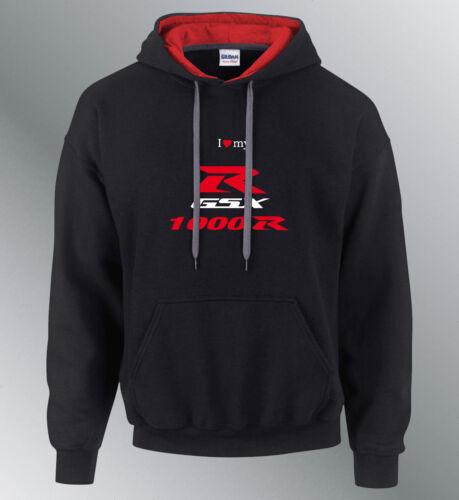 Sweat shirt Hoodie GSXR-1000R 2017 moto capuche sweatshirt sweater GSX-R1000R