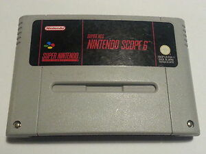 Super-NES-Nintendo-Scope-6-Super-Nintendo-SNES-PAL-AUS-NZ-UK-EUR
