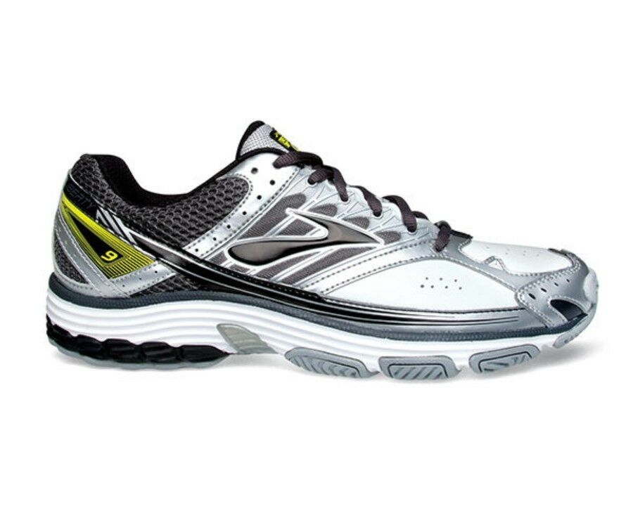 Brooks Liberty 9 Silber Mens X-Training schuhe (D) (043) Was Was Was  180 NOW  139.00 0c1d64