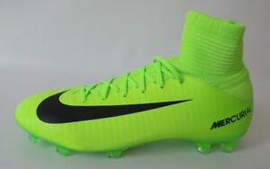 newest 34ac4 5fcd7 Das Bild wird geladen NEU-Nike-Mercurial-Superfly-V-FG-Junior-Gr-
