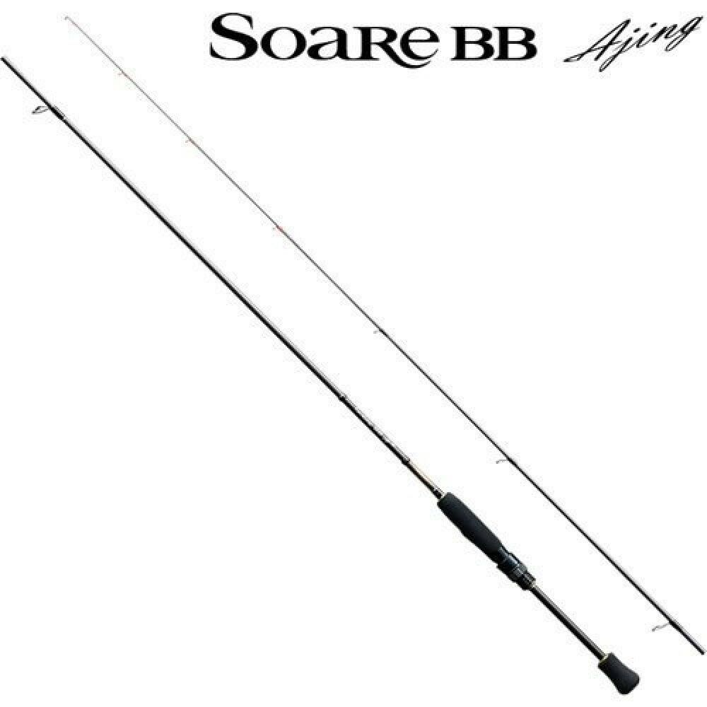 SHIMANO SOARE BB Ajingu S610LS 6'10  Spinning Rod Fishing Pole Canne
