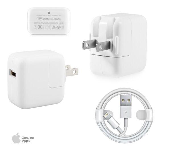 Apple  12W USB Power Adapter  $6.99